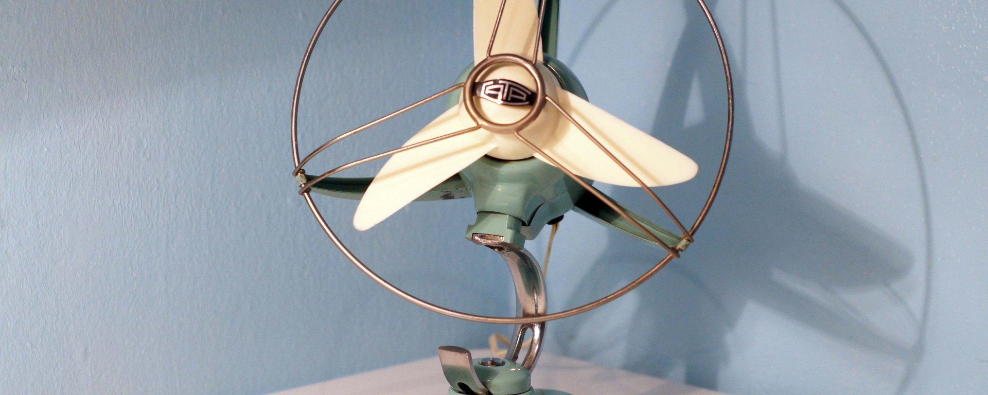 Si el ventilador NO ENFRÍA la habitación.. ¿Por qué notamos sensación de frescor?