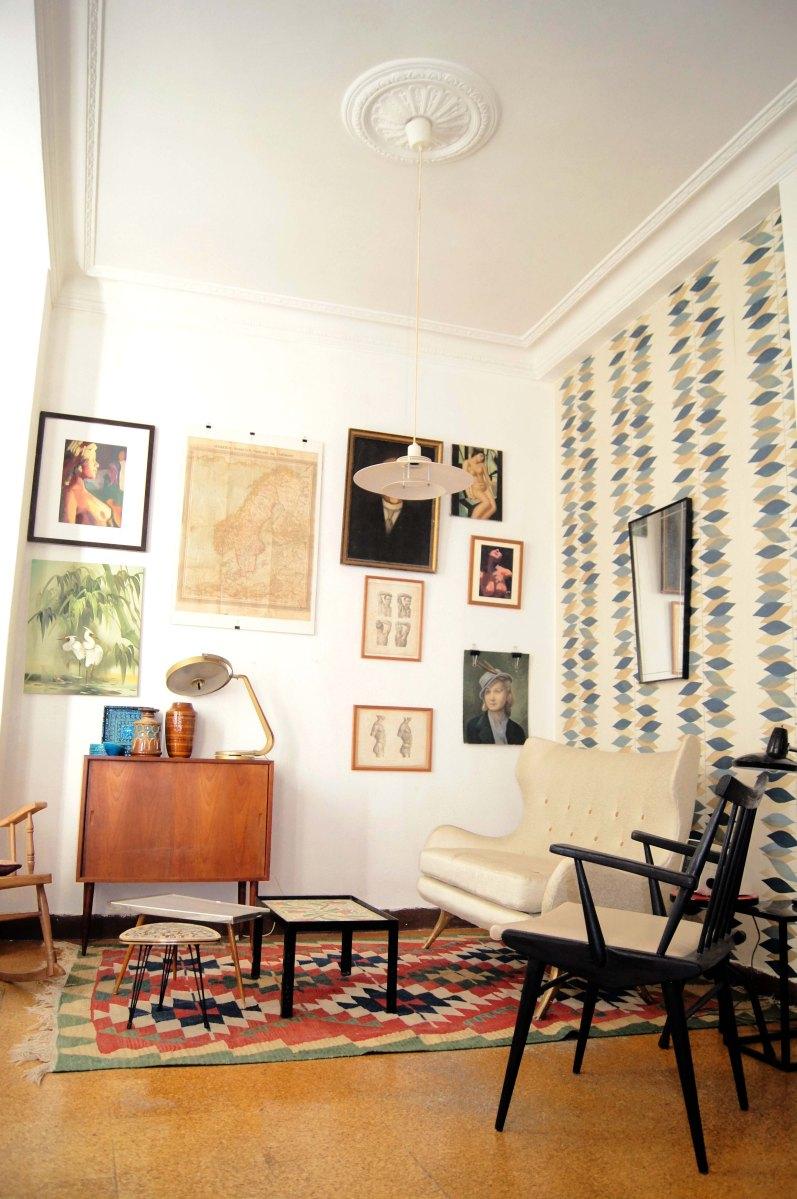muebles vintage en a coru a