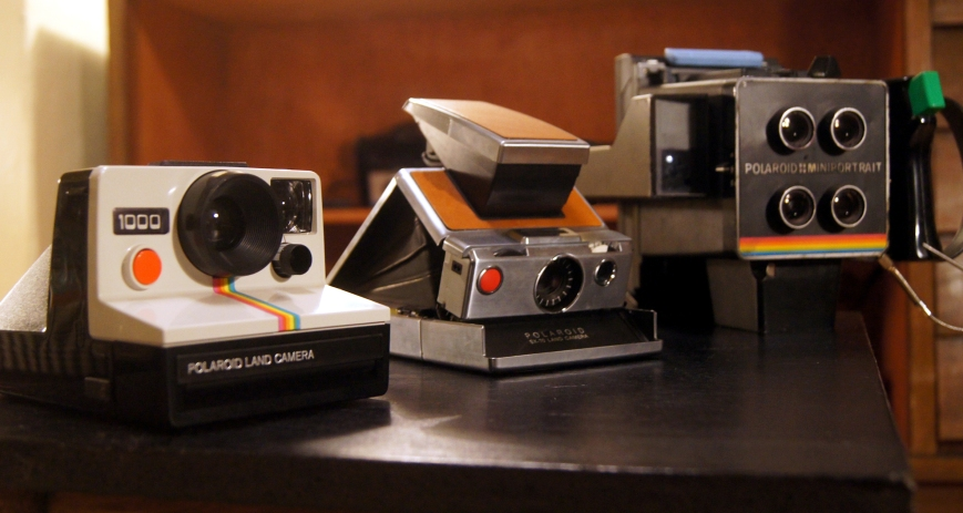 Polaroid años 70