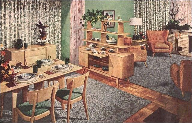 Retro Modern & Vintage Interiors 2