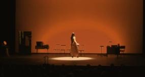 Decorado para Cabaret Sin Piedad. Teatro Colón.