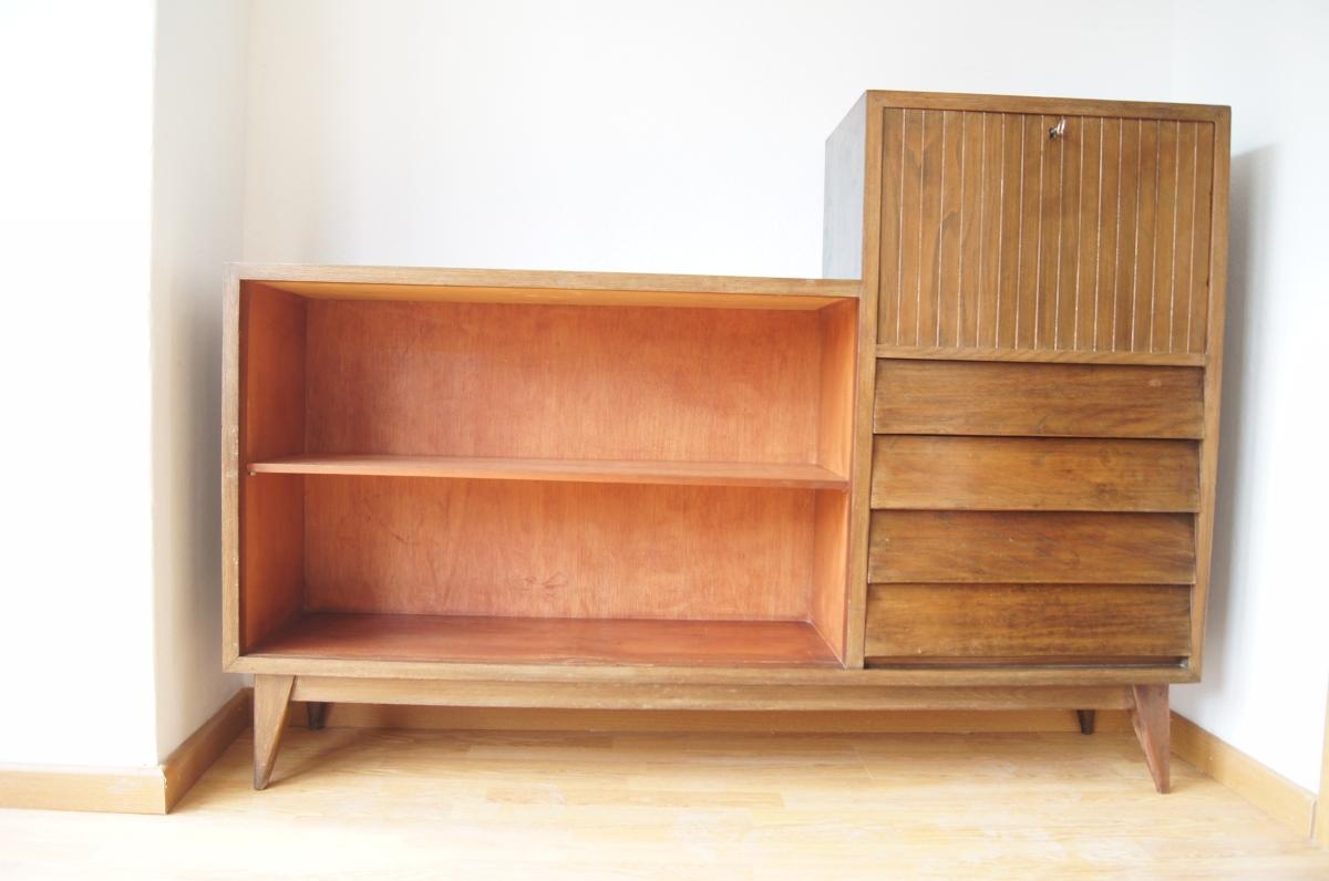 Aparador n rdico de los a os 50 - Muebles daneses anos 50 ...