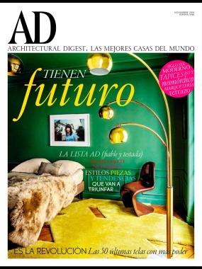 Revista AD. Nov 2014
