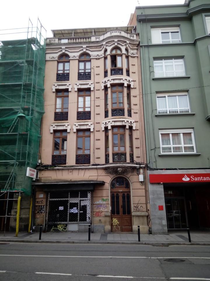 casa modernista-avenida de oza 134