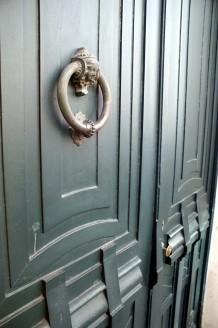 tirador puerta