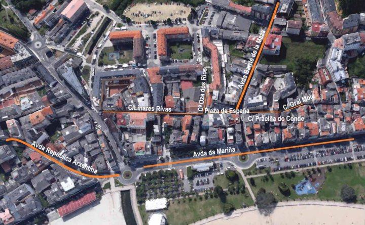modernismo-sada-ruta modernista-plano