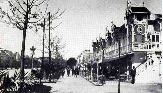 modernismo-sada-terraza-jardines méndez nuñez