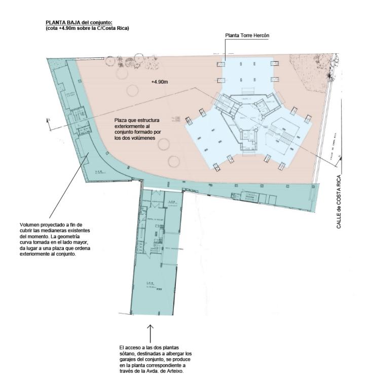 organizacion-planta-acceso-torre-hercon