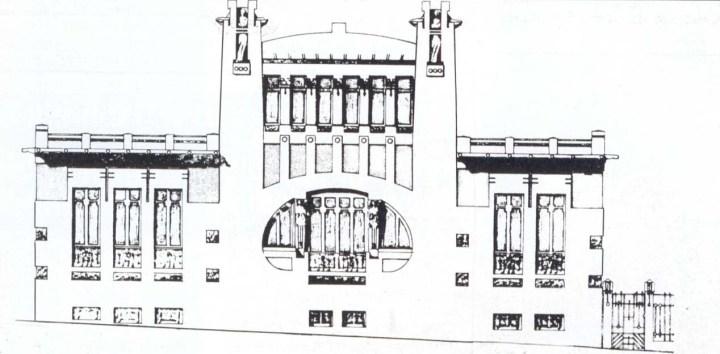 plano-fachada-casa-ramon-nuñez-modernismo-santiago